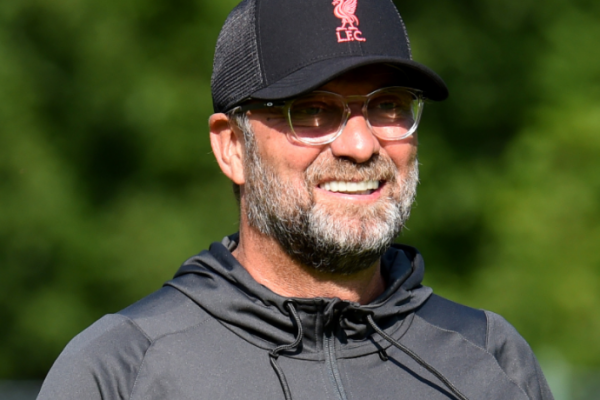 """""""Klopp"""" is satisfied with """"Liverpool"""" form, despite the first two warm-up games, drawing 1-1"""