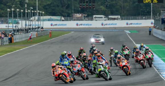 Dorna Sports cancels MotoGP races in Thailand