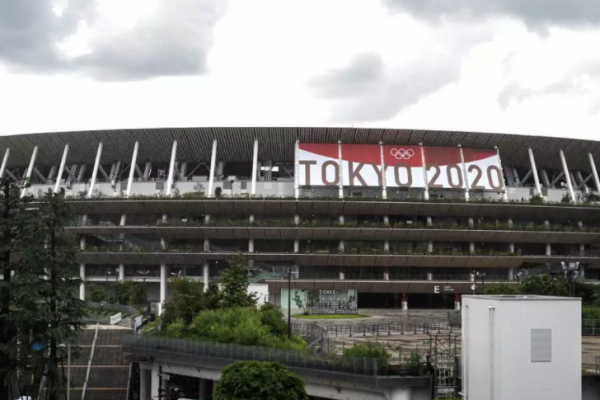 Tokyo 2020 Olympics set to crash before the opening ceremony After more than 70 cases of COVID-19 were found